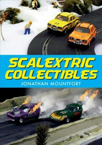 Scalextric Collectibles by Jon Mountfort 9781445679099Brand New