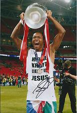 David ALABA Signed Autograph Photo AFTAL COA Bayern Munich Germany Football RARE