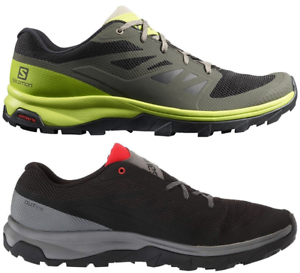 SALOMON Outline Outdoor Hiking Trekking Athletic Trainers shoes Mens All Size