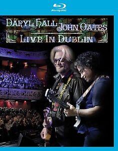 Daryl-amp-Oates-John-Hall-Live-a-Dublino-BLU-RAY-NUOVO
