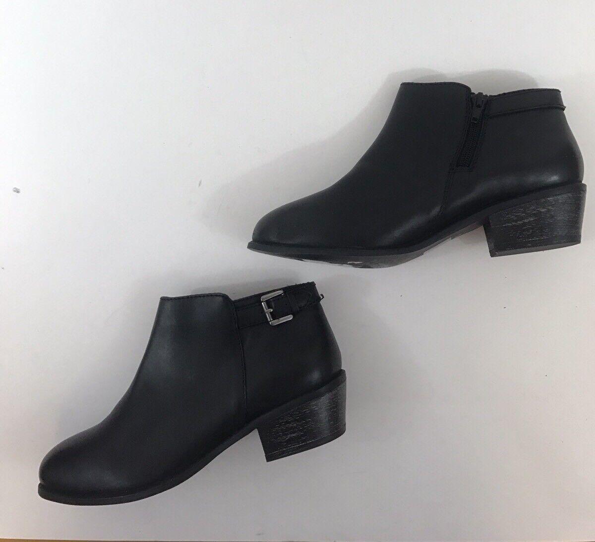 Nuevas botas para mujer Blondo Calais Baja Impermeable Negro Talla 8.5  12