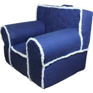 Insert For Pottery Barn Anywhere Chair Amp Blue With Sherpa