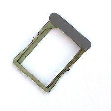 100% autentico HTC ONE X SIM Vassoio MINI RETE GSM CARD Slide Holder GRIGIO