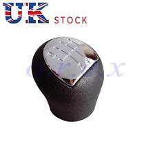 1x Renault Negro Gear Shift perilla de elevación inversa palo OEM reemplazar con números 1-5 R