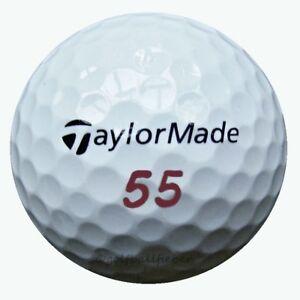 50-TaylorMade-RBZ-Distance-Golfbaelle-im-Netzbtl-AAA-AAAA-Lakeballs-Rocketballz