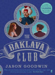 Jason-Goodwin-The-Baklava-Club-Tout-Neuf-Livraison-Gratuite-Ru