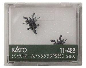 Kato-N-gauge-11-422-single-arm-pantograph-PS35C-2-pieces
