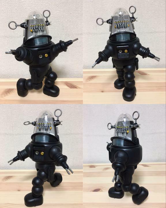 MEDICOM Spielzeug Forbidden Planet Robbie E The Robot Figure Jahr rare from japan