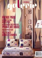 Galerie Magazine No 2 Fall 2016 Vintage Paris Politically Correct Ceramics...