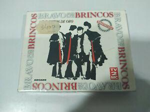 Bravo-por-los-Brincos-30-Exitos-de-Oro-2-x-Cinta-Cassette-Nueva