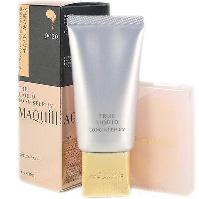 Shiseido Japan MAQUiLLAGE True Liquid Long Keep Foundation (30g/1oz) SPF30 PA+++