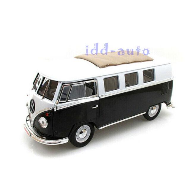 ROAD SIGNATURE 1962 VOLKSWAGEN MICROBUS BLACK 1/18 LTD TO 600PC 82327