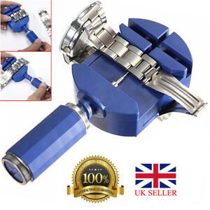 Watch-Link-Remover-Tool-Band-Slit-Strap-Bracelet-Pin-Adjuster-Repair-Tools-BEST