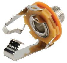 Glaxio 6.35mm stereo jack female chassis socket