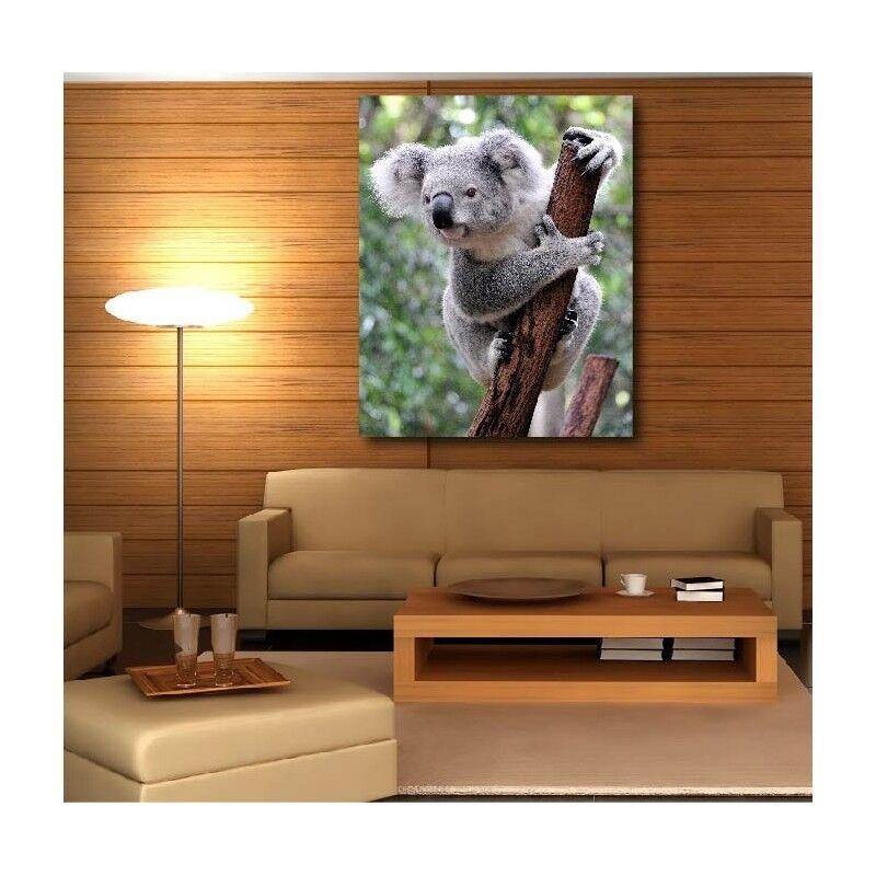 Canvas Fabric Deco Rectangle greenical Koala 61244827
