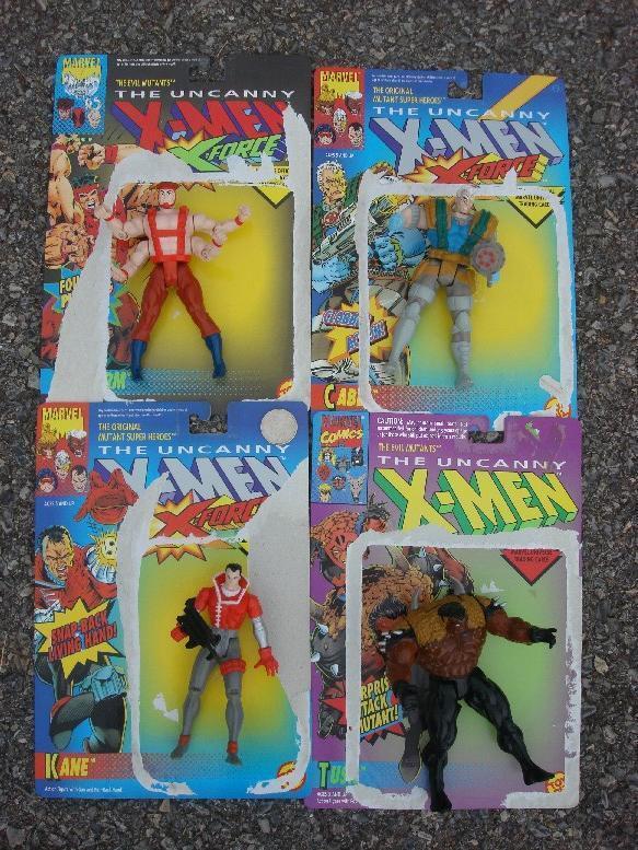 Kabel kane x - force spielzeug - biz tusk unterarm marvel - actionfiguren, x - men für deadpool