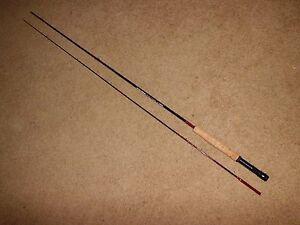 Vintage Shakespeare Graf Stik FY1015 Fly 8' Rod made in USA- line 6