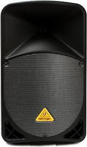 New-Behringer-Eurolive-B112W-1000w-Active-Bi-Amped-Bluetooth-Speaker-Make-Offer