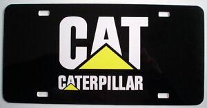 UNUSED-CAT-CATERPILLAR-AUTOPLATE