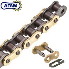 420 R1-G x 90 Yamaha TT-R drive chain reinforced Kette AFAM verstärkt gold