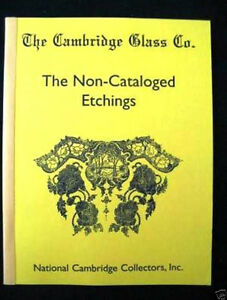 BOOK-Cambridge-ETCHINGS-NON-CATALOGUED