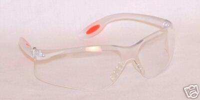 ARIES ANSI Z87 Safety Shooting Glasses CLEAR S1010-4 Pairs