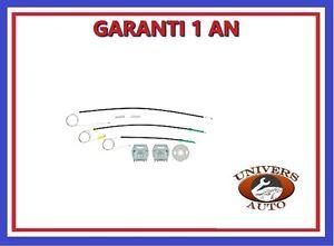 AVANT GAUCHE KIT DE REPARATION LEVE VITRE PEUGEOT 607 4-5 PORTES 2000 /> 2010