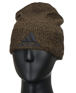 2f03f8d44a9d3 Image is loading Adidas-Youth-2017-ZNE-Climawarm-Hat-Winter-Beanie-