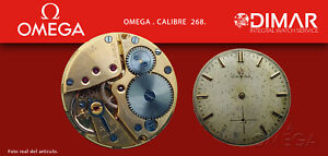 Replacement Vintage Original Movement / OMEGA 268