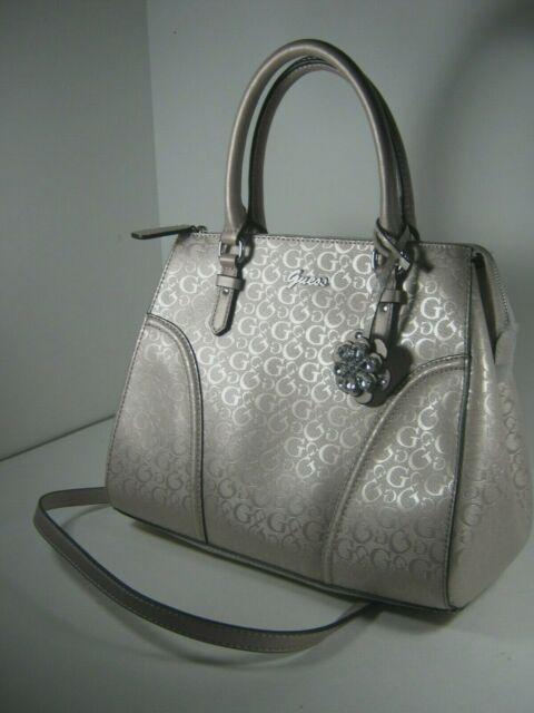 amazon best supplier new high Guess Merilee Women Satchel Rose Dust Shoulder Bag Handbag