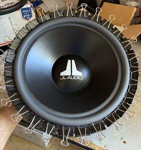 NEW-Old-School-JL-Audio-12W0-4-12-SVC-subwoofer-Rare-Vintage-NOS-NIB-USA