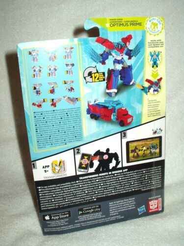 Figurine transformers deluxe rid optimus prime 6 pouces