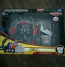 Transformers Dark Of The Moon DOTM Jetwing Optimus Prime Takara Tomy DA-15