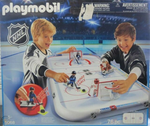 PLAYMOBIL NHL Hockey Arena Playset 5068 BRAND NEW IN BOX