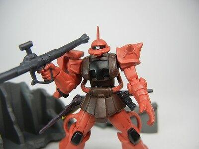 """Gundam Micro collection /""""MS-14S Char/'s Gelgoog/"""" Non scale mini Figure BANPRESTO"""