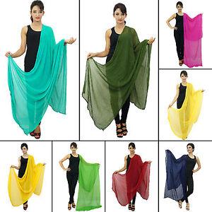 New Fashion Women Long Dupatta Chunni Hijab Stole Neck Wrap Shawl-NDP730