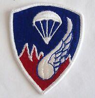 187th REGIMENTAL COMBAT TEAM  PATCH SSI U.S. ARMY - FULL COLOR:FA12-1