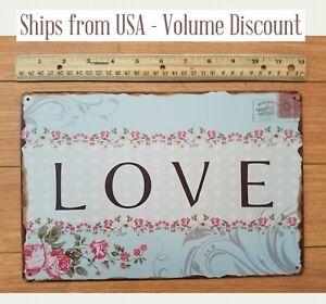 LOVE-Sign-Love-House-Sign-Love-Door-Sign-Cute-Love-Sign-Love-Art-Love-Metal-Sign