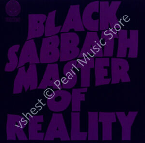 BLACK-SABBATH-MASTER-OF-REALITY-2-CD-IN-DIGIPAK-deluxe-edition-booklet-new