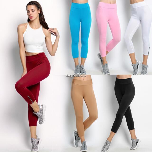Women's Sports YOGA Gym Fitness Leggings Pants Jumpsuit Athletic Clothes EY01