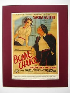 Age-Cinema-Film-Pression-Derriere-Passepartout-Good-Chance-1935-Comedie-50x40-CM