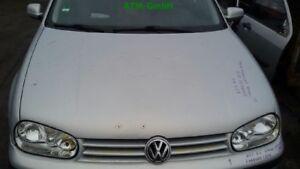 Details Zu Motorhaube Vw Golf 4 Iv Farbcode Lb7z Farbe Satinsilber Silber Metallic