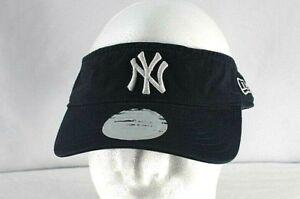 New-York-Yankees-Blue-Visor-Adjustable