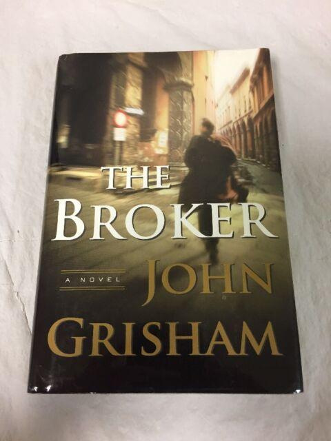 The Broker By John Grisham  2005  Hardcover
