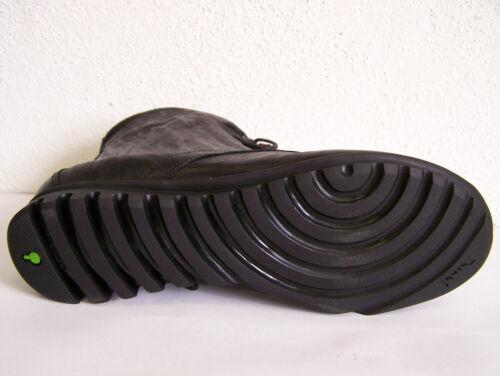 Bessa Capra Think Boots Bag Nero Pensate Rustico Scarpa Modello Boots Paper wOWqEfcR
