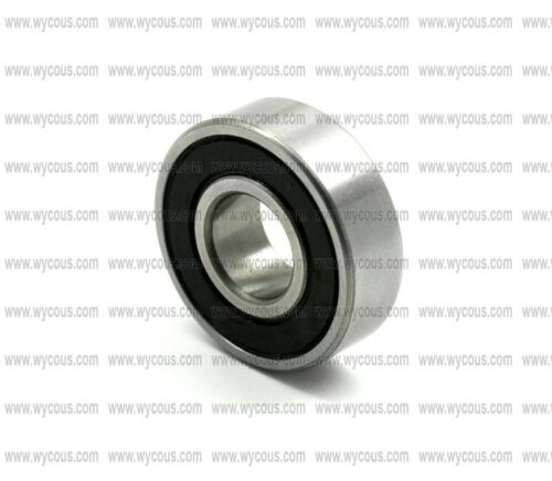 """1616-2RS 1//2/""""ID x 1-1//8/""""OD SEALED BOTH SIDES BALL BEARING"""