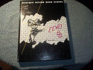 1988-DUBUQUE-HIGH-SCHOOL-YEARBOOK-DUBUQUE-IOWA-ECHO