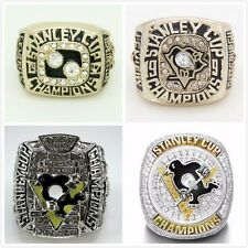 4Set 1991/1992/2009/2016 Pittsburgh Penguins Stanley Cup world Championship Ring