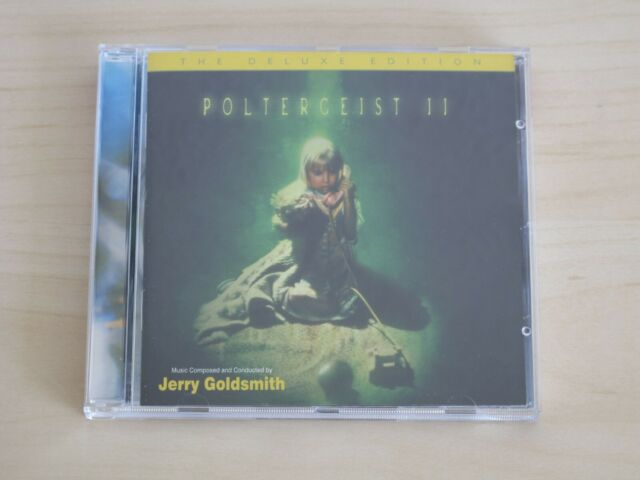 Poltergeist 2 (The Deluxe Edition) - Jerry Goldsmith - Soundtrack CD