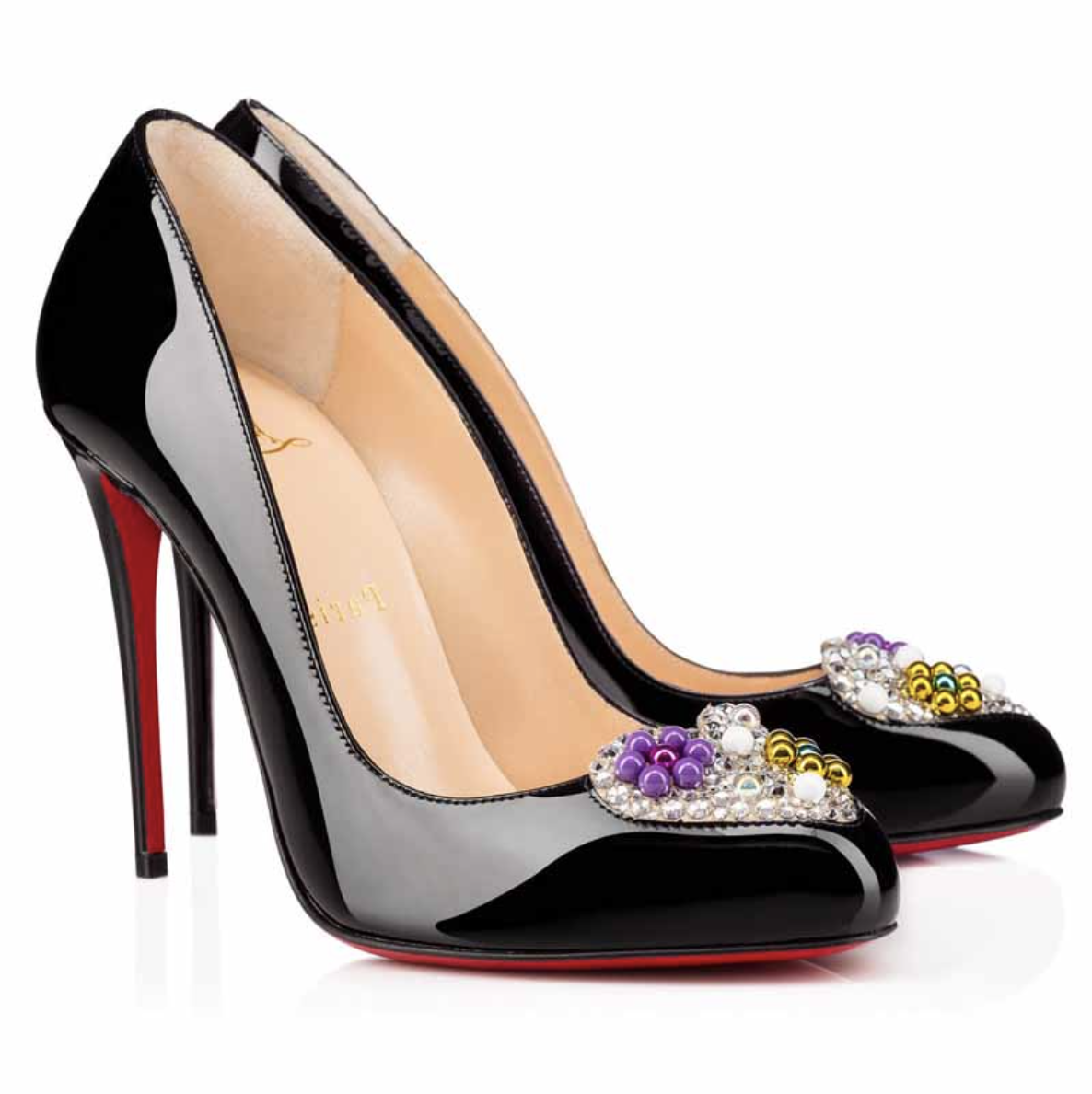 GORGEOUS LOUBOUTIN SHOES  DoraCandy  BRAND NEW..RARE